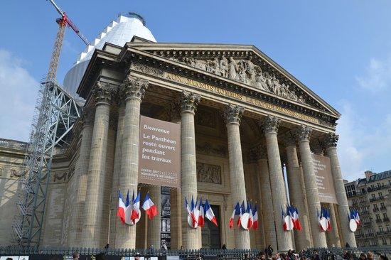 Dall 39 esterno picture of pantheon paris tripadvisor for Esterno pantheon