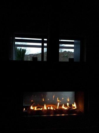 Hotel El Moli : Fuego a tierra