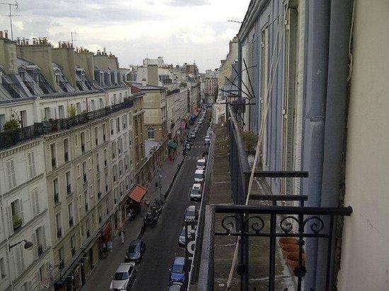 Hotel Apollinaire: Balcony View