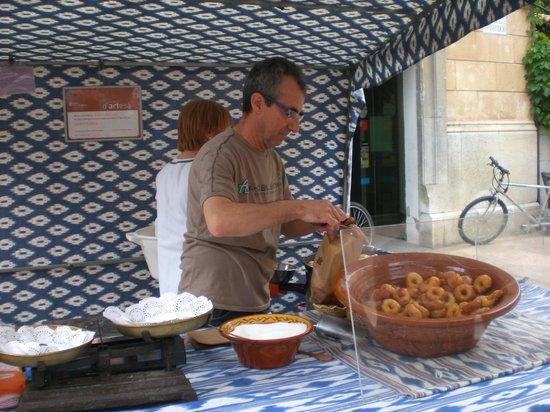 Aparthotel Roc Las Rocas: beignets a ALCUDIA