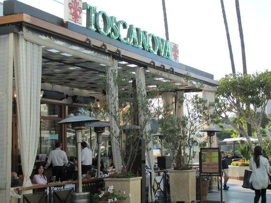 Toscanova Los Angeles Century City Menu Prices