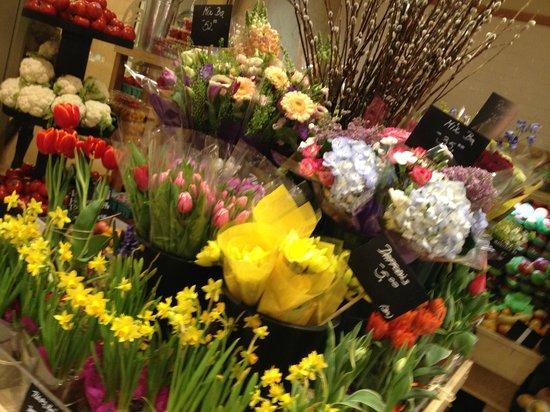 Grand Central Market : Flores