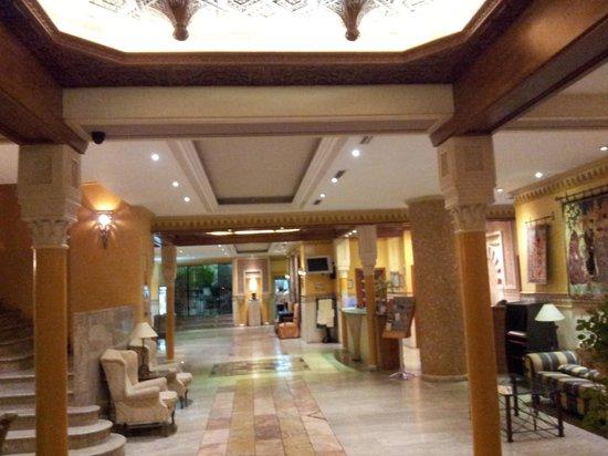 Eurostars Maimonides : Hall Hotel
