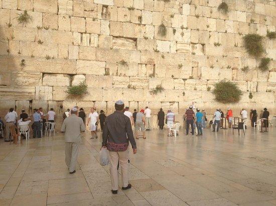 Muro de las Lamentaciones: Стена плача