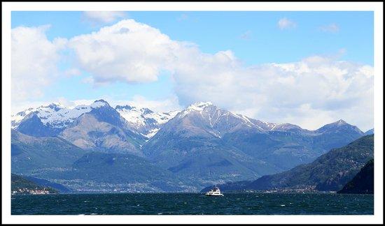 Ristorante La Punta : ...the view from the terrace...