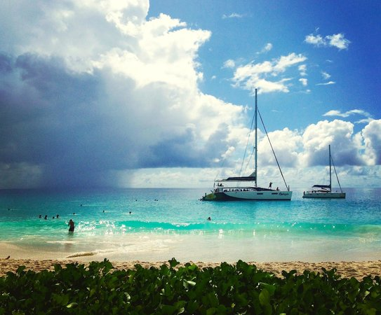 Raffles Seychelles: Anse Georgette