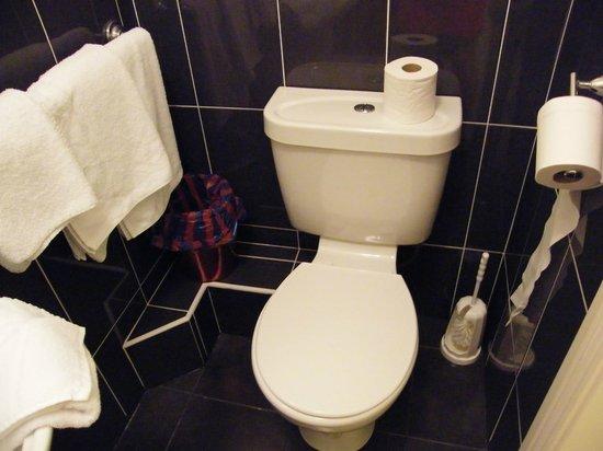 Moneylands Farm: bathroom