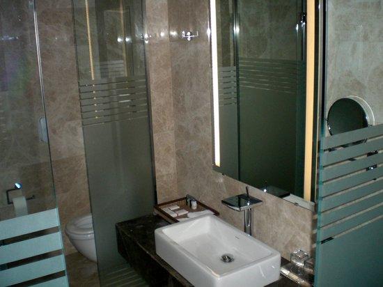 Bilgah Beach Hotel : Vanity