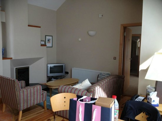 Hotel Minella: Apartment No 10 - Living Area