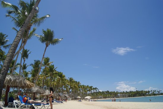 Grand Bahia Principe La Romana: View on the beach