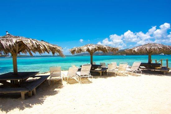 Marina Cay: paradise