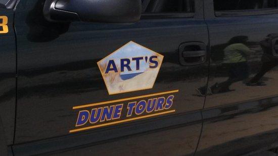 Art's Dune Tours: Tour Buggie
