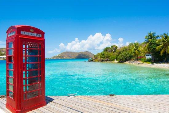 Marina Cay: stunning