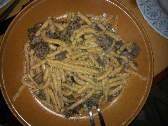 Antica Osteria di Montecarelli : passatelli