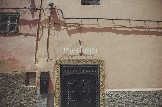 P'tit Habibi: The doorway to heaven.