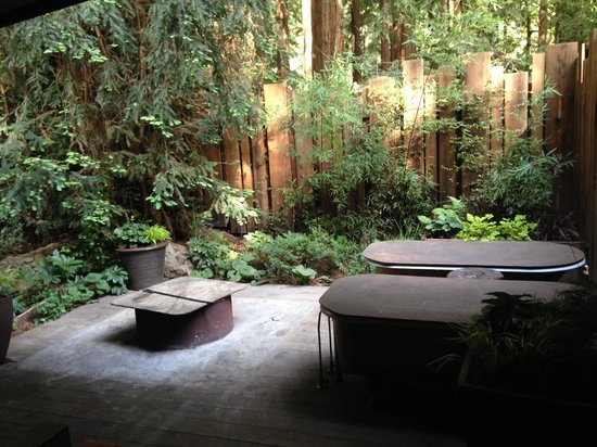 Glen Oaks Big Sur : Private Outdoor Tubs