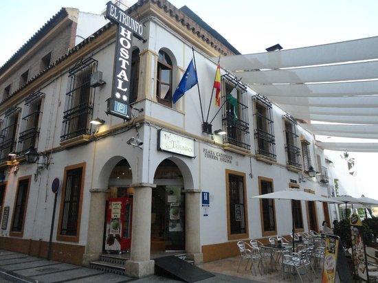 Hostal El Triunfo : hostel triunfo