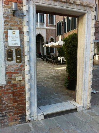 SINA Centurion Palace: Hotel Entrance