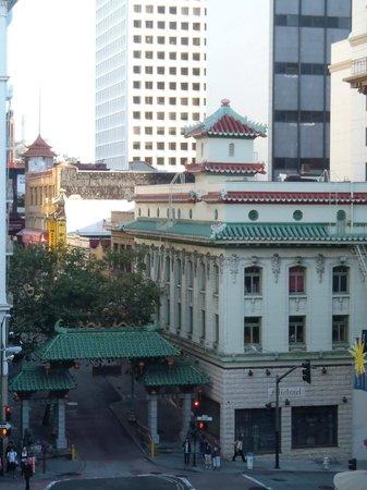 Cafe de la Presse en bas à droite