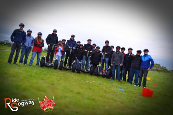 Ride Segway: Corporate Event