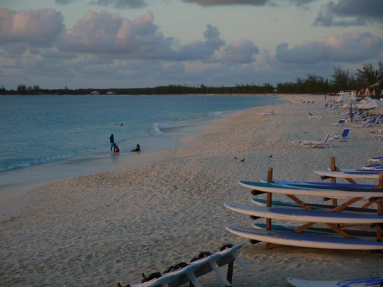 Club Med Columbus Isle : Beach