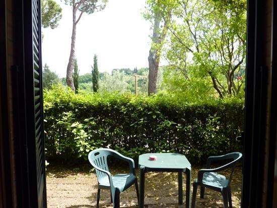 Le Colline : Our terrace