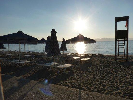 Golden Coast Hotel & Bungalows : PLAGE DE L'HOTEL