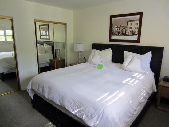 Magic Castle Hotel : Bedroom