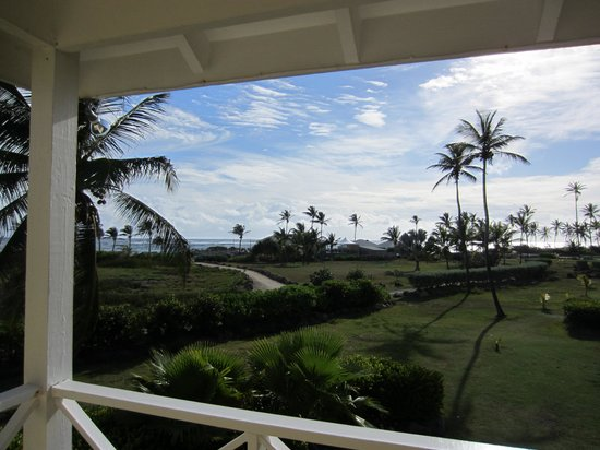 Nisbet Plantation Beach Club: View from our room