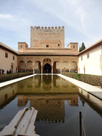Reina Cristina Hotel: alhambra