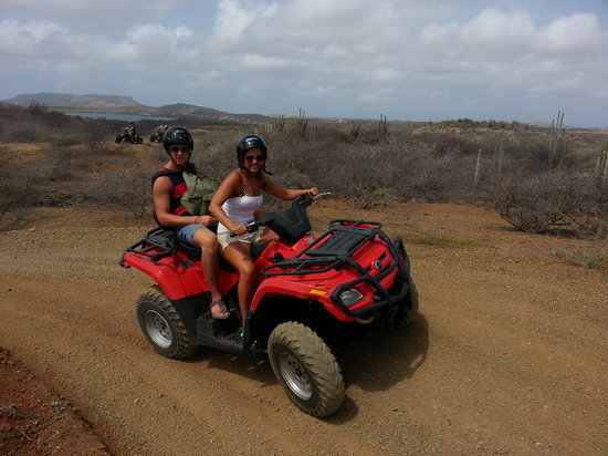 Eric's ATV Adventures: During a tour with a beautiful weather #easttour