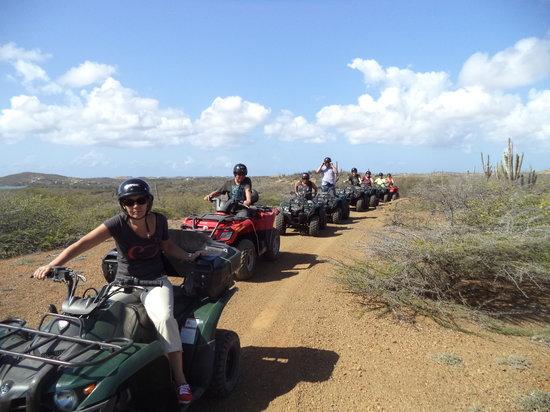 Eric's ATV Adventures: Preparing for funtime #Easttour
