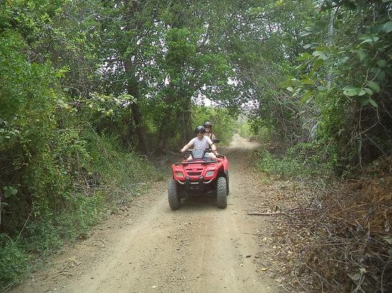 Eric's ATV Adventures: Into the wild, Adventure time #westtour