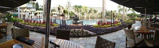 Kaua'i Marriott Resort : Main pool area