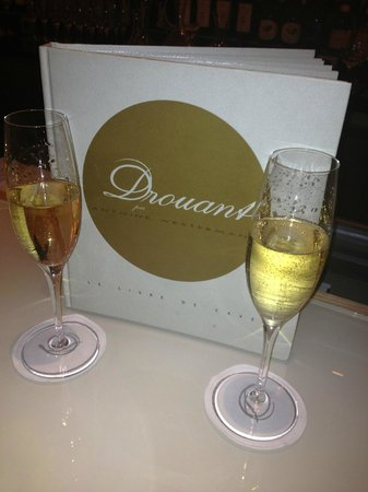 Drouant : The Beginning To A Wonderful Evening!
