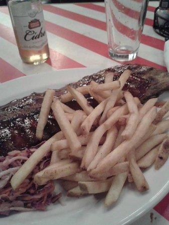 TGI Friday's : ribs