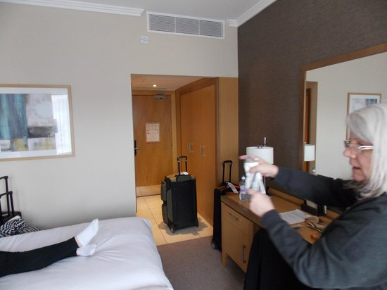 DoubleTree by Hilton Hotel London - Victoria: Very nice room