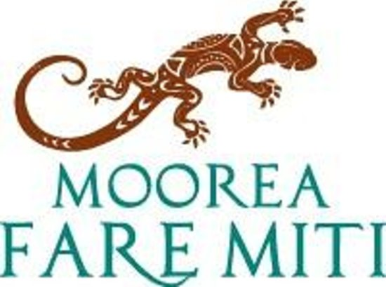 Moorea Fare Miti : Nouveau Logo
