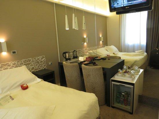 Hotel Berna: Suite