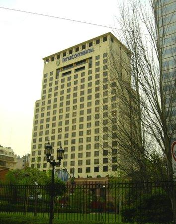 InterContinental Hotel Buenos Aires : Hotel de dia