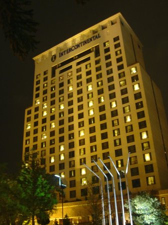 InterContinental Hotel Buenos Aires : Hotel a noite