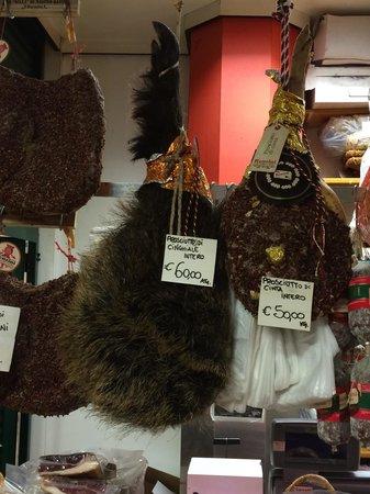 Taste Florence: Wild boar is pricey!