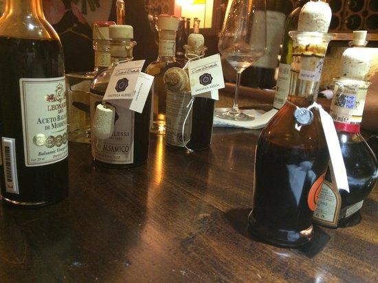 Taste Florence: So many balsamics!