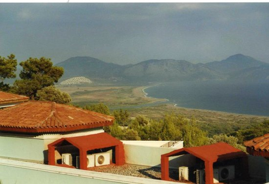 Caria Holiday Resort: view from hotel