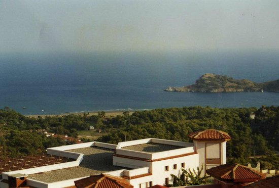 Caria Holiday Resort: view from our room