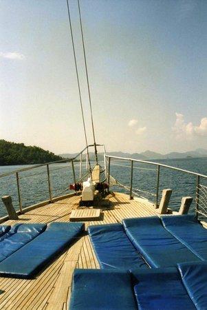 Caria Holiday Resort: boot trip