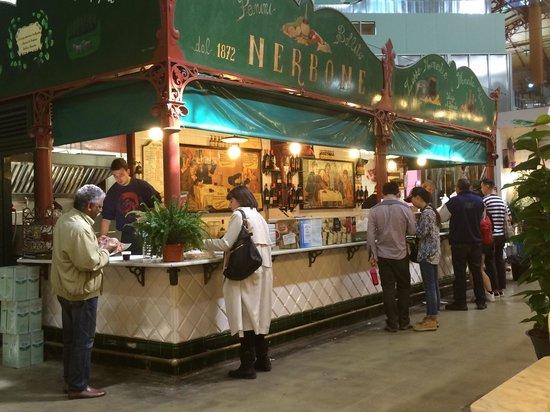 Taste Florence: We skipped on the tripe sandwich.