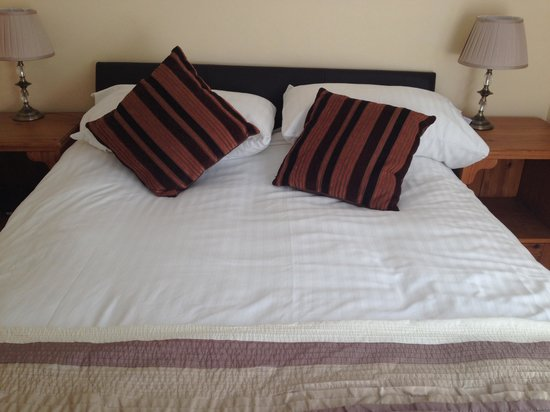 Wilton Guest House : Double bed