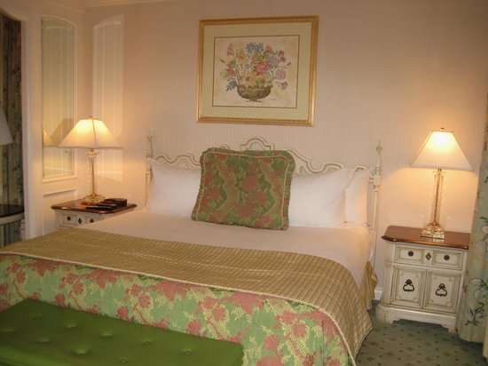 Little America Hotel Flagstaff : Amazing bed and linens