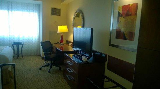 Aguascalientes Marriott Hotel: Habitacion